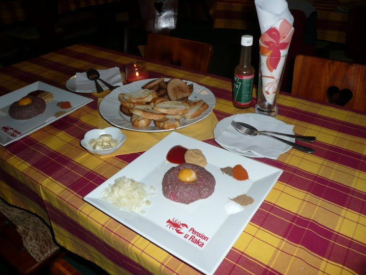 Penzion U raka večeře - tataráček
