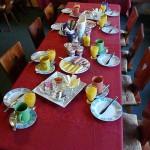 Penzion U raka snídaně 3
