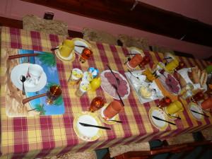 Penzion U raka snídaně 4;