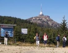 Pěší turistické výlety po Jizerských horách