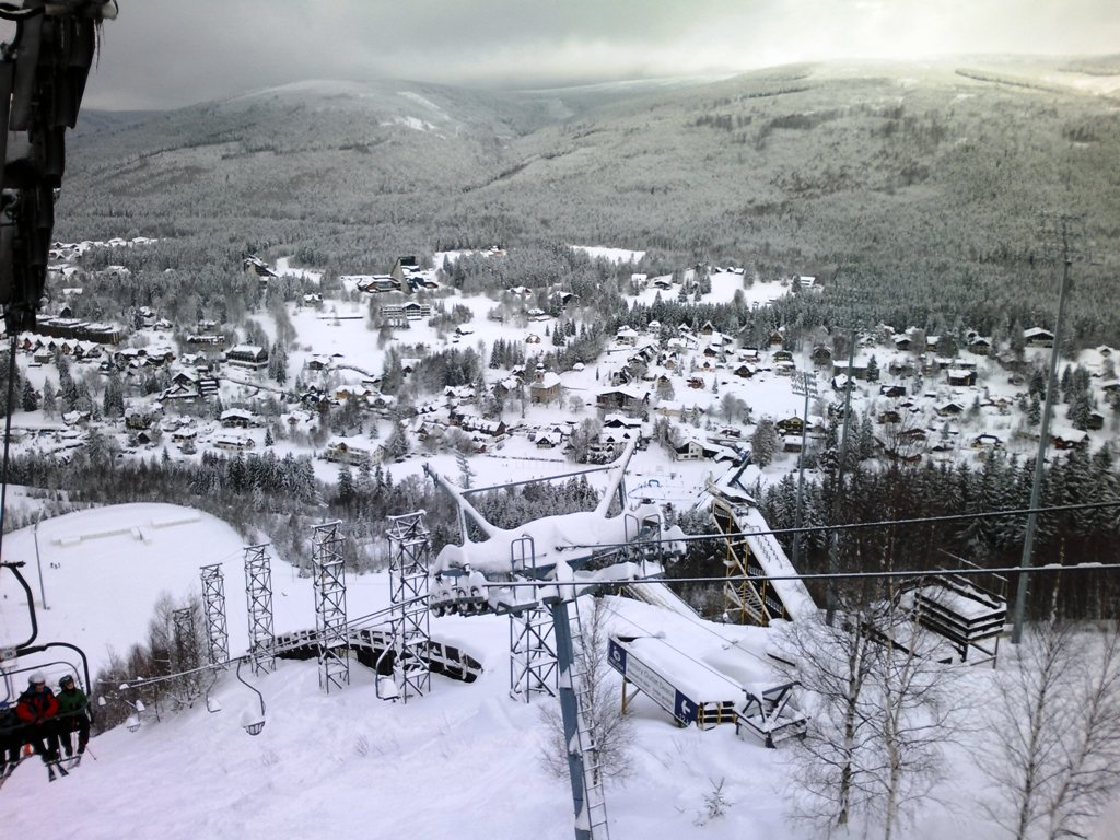 Čertova hora - Harrachov